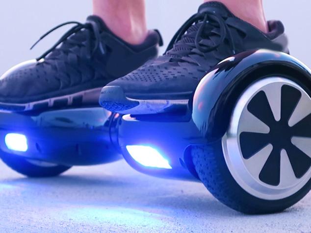 Hoverboard electrique